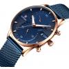 爆款男士手表运动休闲手表 2019跨境欧美商务新款5针计时男士手表