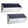 太阳能灯户外花园家用新款灯饰铝合金壳LED感应壁灯路灯
