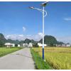 定制led太阳能景观路灯新农村4米道路灯一体化防水6米太阳能路灯
