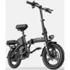 美国G-force 折叠电动自行车锂电池代驾代步小型助力车电瓶电动车