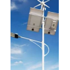 风能风力路灯风光互补太阳能led路灯5米6米新农村户外带风机发电